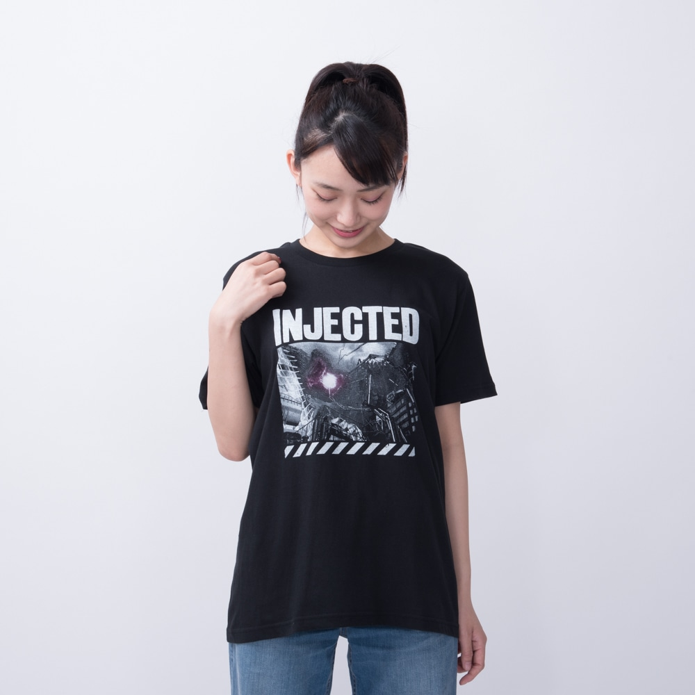 INJECTED Tシャツ