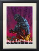 U-ART COLLECTION 『Godzilla in the game』