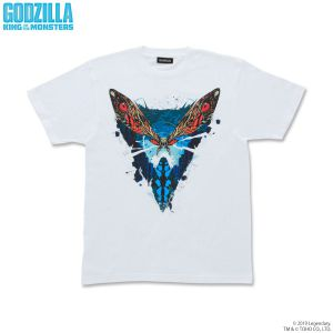 GODZILLA King of the Monsters ゴジラ&モスラ Tシャツ